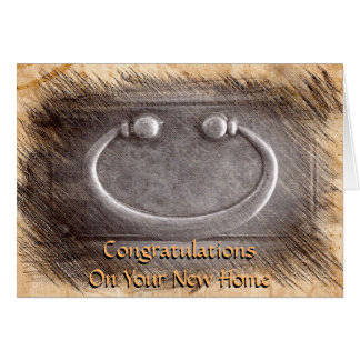 Gelukwensen op Uw Nieuw Huis 2 Kaart