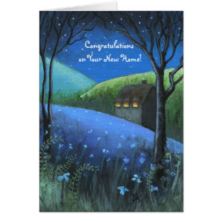 Gelukwensen op Uw Nieuw Huis! Briefkaarten 0