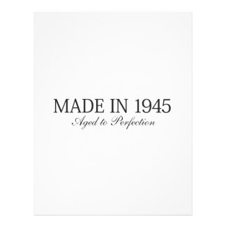 Gemaakt in 1945 folder