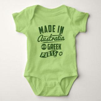 Gemaakt in Australië met Griekse Delen Romper