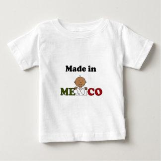 gemaakt in de etnische t-shirt van Mexico