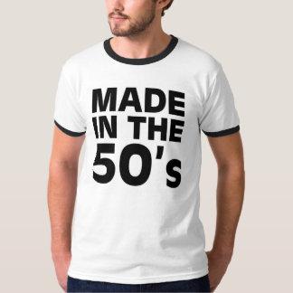 Gemaakt in de jaren '50 t shirt