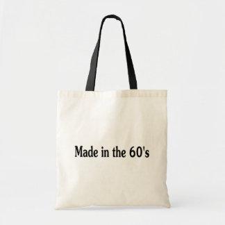 Gemaakt in de jaren '60 draagtas