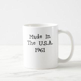 Gemaakt in de V.S. 1961.png Koffiemok