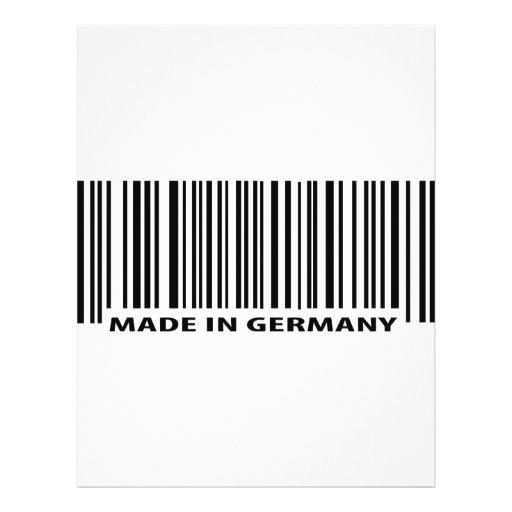 gemaakt in Duitsland pictogram Gepersonaliseerde Folder