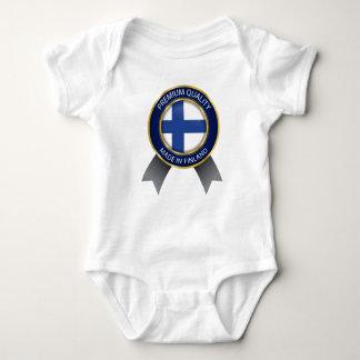 Gemaakt in Finland, Finse Vlag Romper