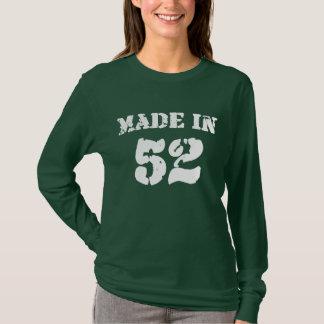 Gemaakt in het Overhemd van 1952 T Shirt