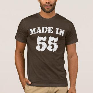 Gemaakt in het Overhemd van 1955 T Shirt