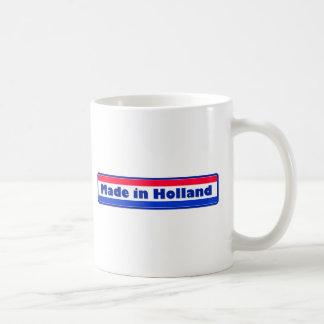 Gemaakt in Holland Basic Witte Mok