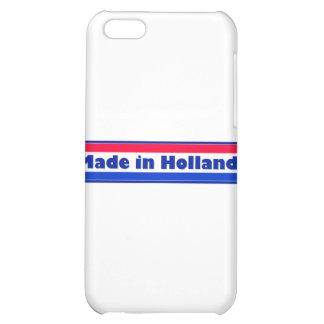 Gemaakt in Holland Hoesje Voor iPhone 5C