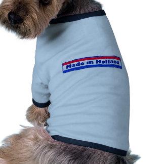 Gemaakt in Holland Honden Outfit