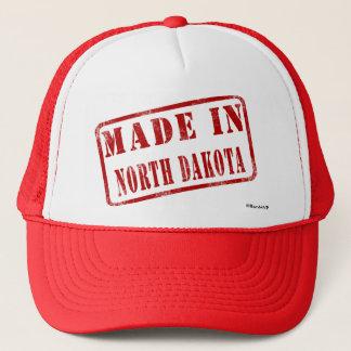Gemaakt in Noord-Dakota Trucker Pet