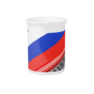 Gemaakt in Rusland Pitcher