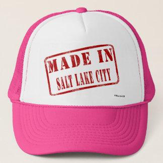 Gemaakt in Salt Lake City Trucker Pet