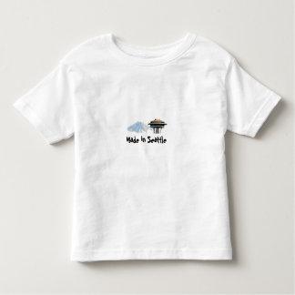 Gemaakt in Seattle Kinder Shirts
