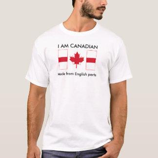 Gemaakt van de Engelse T-shirt van Delen
