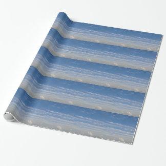 Gemengde Wolken Inpakpapier