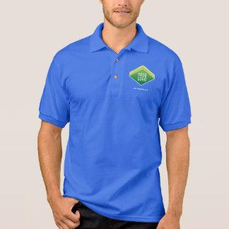 Gemerkte het Logo van het Polo van de Sponsor van