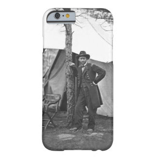 Gen. Ulysses S. Grant_War Image Barely There iPhone 6 Hoesje