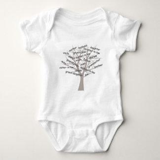 Genealogie Baby Romper