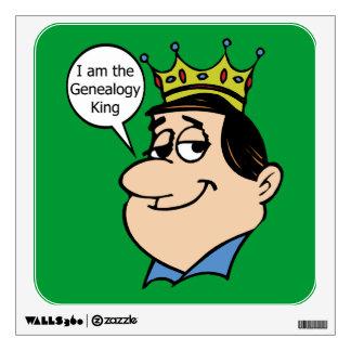 Genealogie - ik ben de Koning van de Genealogie