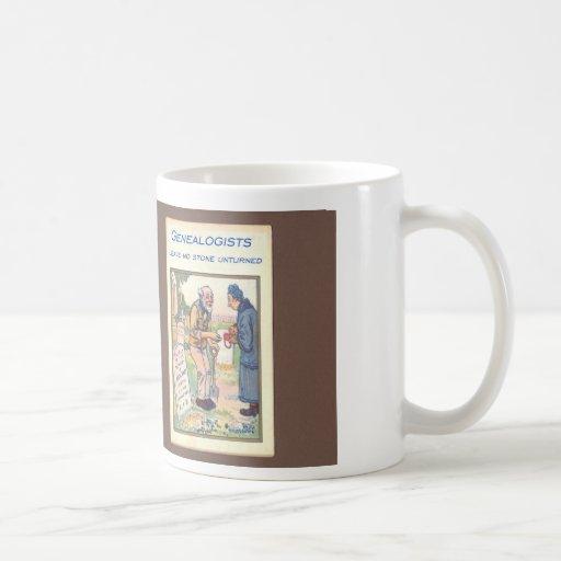 Genealogie Koffie Mok