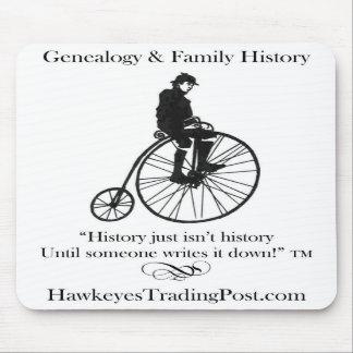 Genealogie Mousepad Muismat