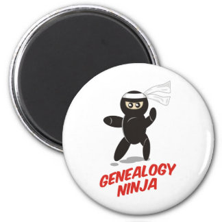 Genealogie Ninja Koelkast Magneten