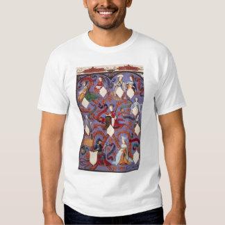 Genealogie van Alphonso II Shirts