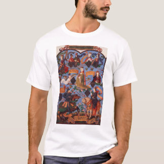 Genealogie van Koningin Isabella T Shirt