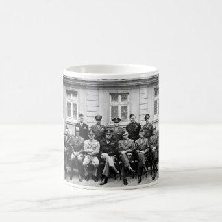 Generaals WO.II van de V.S. -- Ike, Patton, Koffiemok