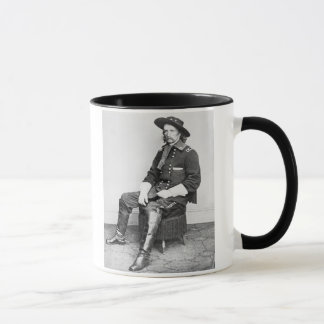 General George A. Custer (foto b/w) Mok