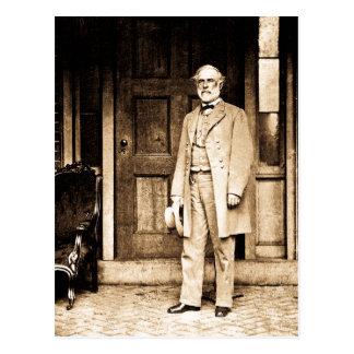 General Robert E. Lee Vintage Mathew Brady Briefkaart