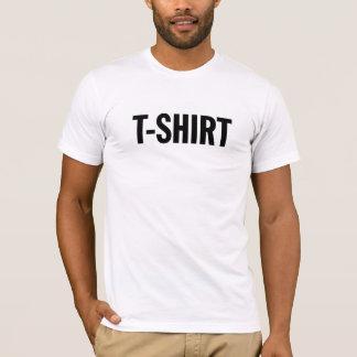 Generische T-shirt