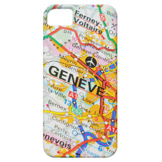 Geneve, Genève, Zwitserland Barely There iPhone 5 Hoesje