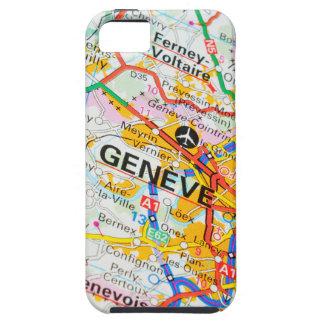 Geneve, Genève, Zwitserland Tough iPhone 5 Hoesje