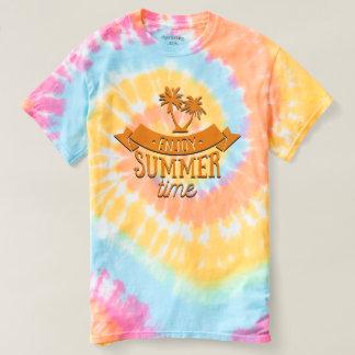 Geniet van de Tijd van de Zomer T Shirts