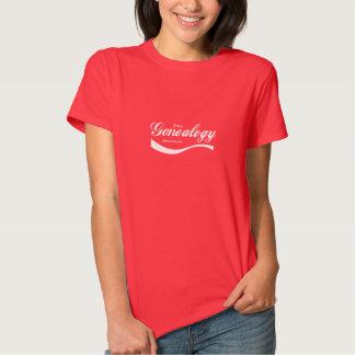 Geniet van Genealogie T-shirts