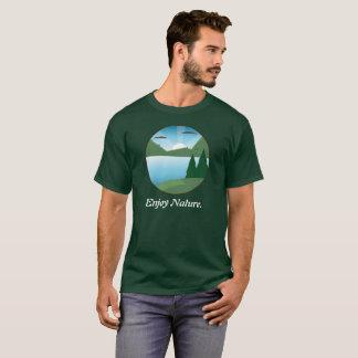 Geniet van Natuur T Shirt