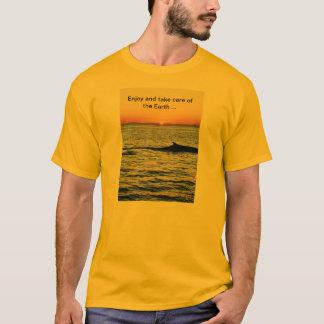 Geniet van onze Aarde T Shirt