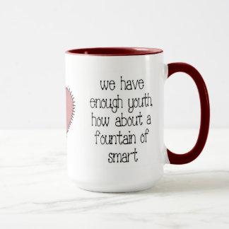 Genoeg Mok van de Koffie van de Jeugd