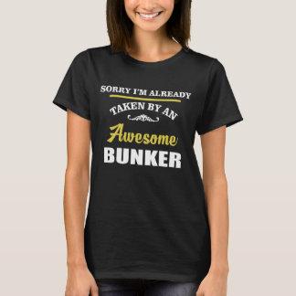 Genomen door een Geweldige BUNKER. De Verjaardag T Shirt