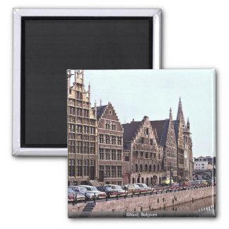 Gent, België Magneet
