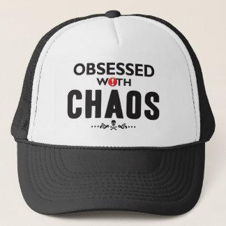 Geobsedeerde chaos trucker pet