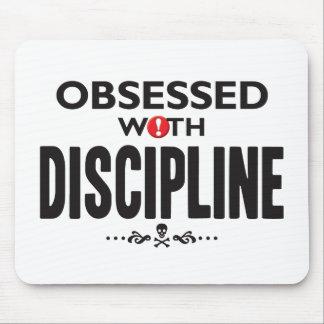 Geobsedeerde discipline muismat