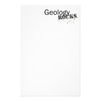GeologyRocks! Briefpapier