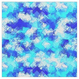 Geometrisch Ijs Aqua en de Blauwe Samenvatting van Stof