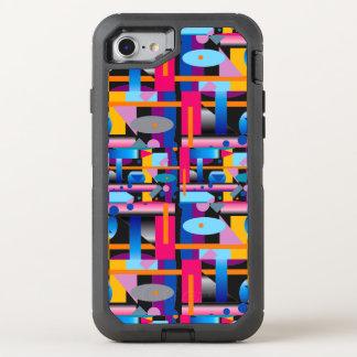 Geometrisch Kaliber op Otterbox voor iPhone 6s