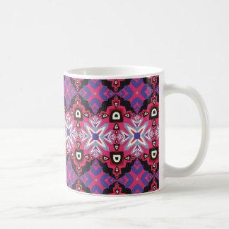 Geometrisch Patroon Koffiemok