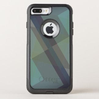 Geometrische blokken, moderne iPhone 7 van de